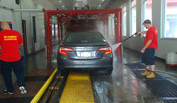 Triple Play Car Wash, Quick Lube & Gasoline | Attleboro, MA