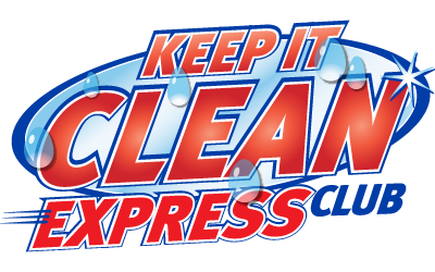 Keep it Clean Express Logo