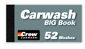 Carwash Big Book