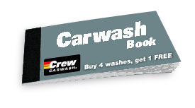 Carwash Book
