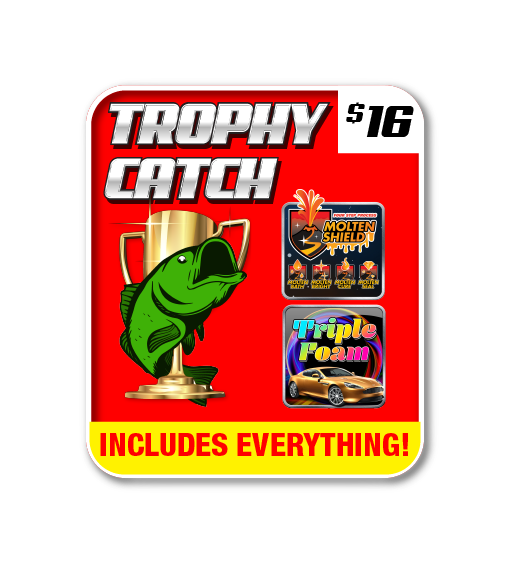 Unlimited Trophy Catch