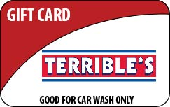 Gift Cards Terrible Herbst Car Wash Lube Nevada California
