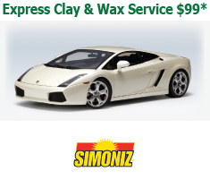 Express Clay and Wax Service