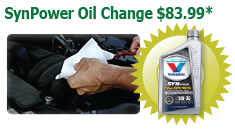 SynPower Oil Change
