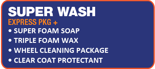 Super Wash Logo