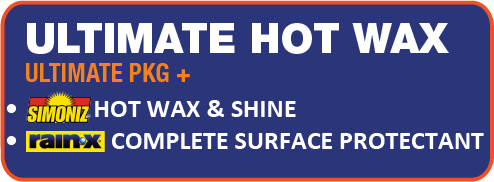 Ultimate Hot Wax Logo