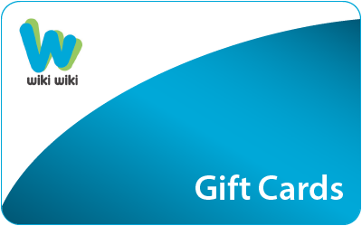 Wiki gift cards wiki wiki car wash charlotte greensboro nc areas gift card logo solutioingenieria Images