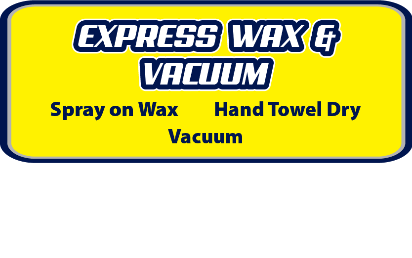 Express Wax and Vacuum