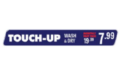 Touch Up Wash