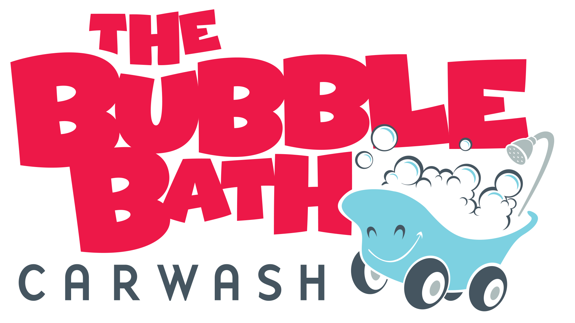 The Bubble Bath Car Wash logo