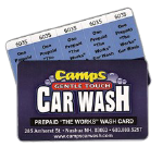 Prepaid Works Wash Card