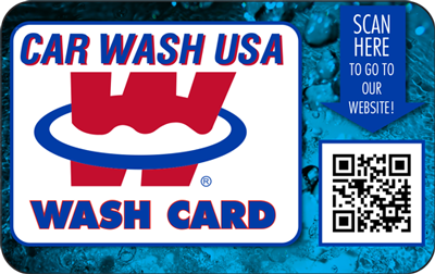 Car Wash USA GIft Card