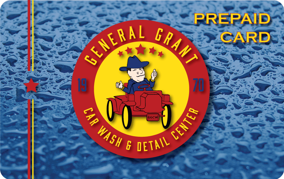 General Grant Gift Cards Online Store General Grant Car Wash