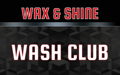 Unlimited Weekly Wax and Shine