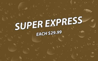 Super Express Wash