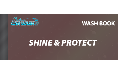 Shine & Protect Wash Book