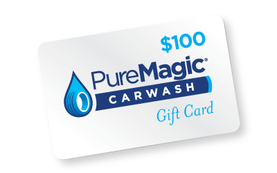 Pure Magic Gift Cards