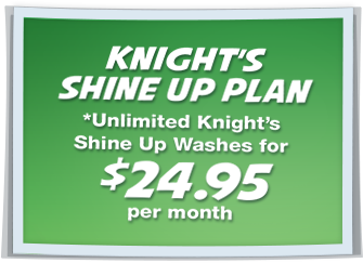 Knight's Shine Up Plan