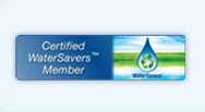 Certified WaterSavers Member