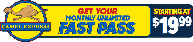 Get Your Monthly Unlimited Fast Pass