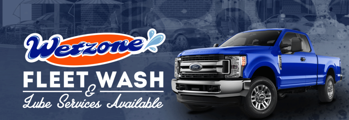 Fleet Wash and Lube Service Available